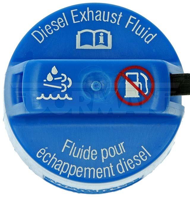 Dorman # 904-5301 Diesel Emissions Fluid Filler Cap