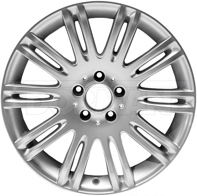 New OE Style Aluminum 18x8.5 Wheel Fits 2007-2008 Mercedes E350