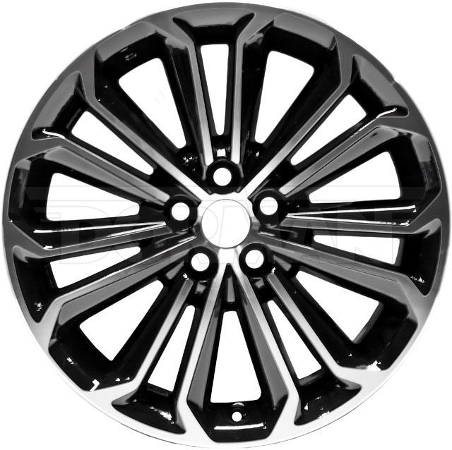 New OE Style Aluminum 17x7 Wheel Fits 2014-2015 Toyota Corolla