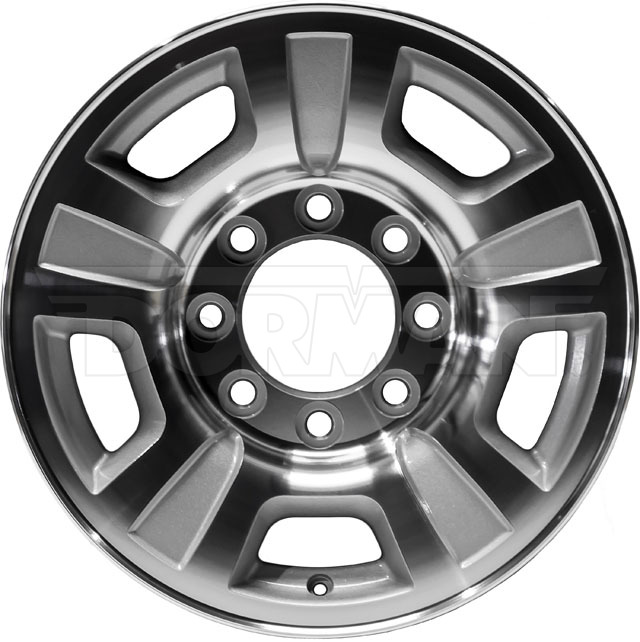 New OE Style Aluminum 17x7.5 Wheel Fits 2007-2009 Chevy Silverado 2500HD - 3500HD