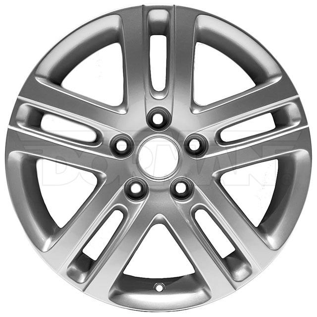 New OE Style Aluminum 16x6.5 Wheel Fits 2006-2009 Volkswagen Jetta