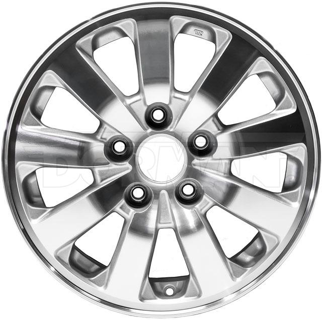 New OE Style Aluminum 16x7 Wheel Fits 2008-2010 Honda Odyssey