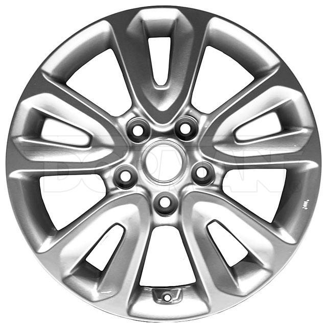 New OE Style Aluminum 16x6.5 Wheel Fits 2012-2013 Kia Soul