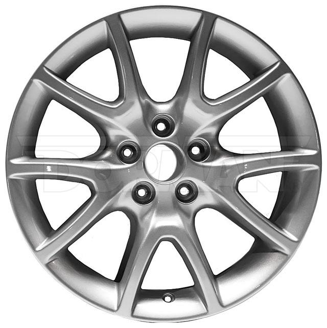 New OE Style Aluminum 17x7.5 Wheel Fits 2013- Dodge Dart