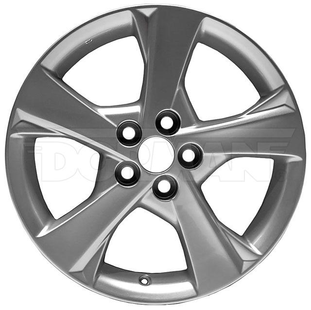 New OE Style Aluminum 16x6.5 Wheel Fits 2011-2013 Toyota Corolla