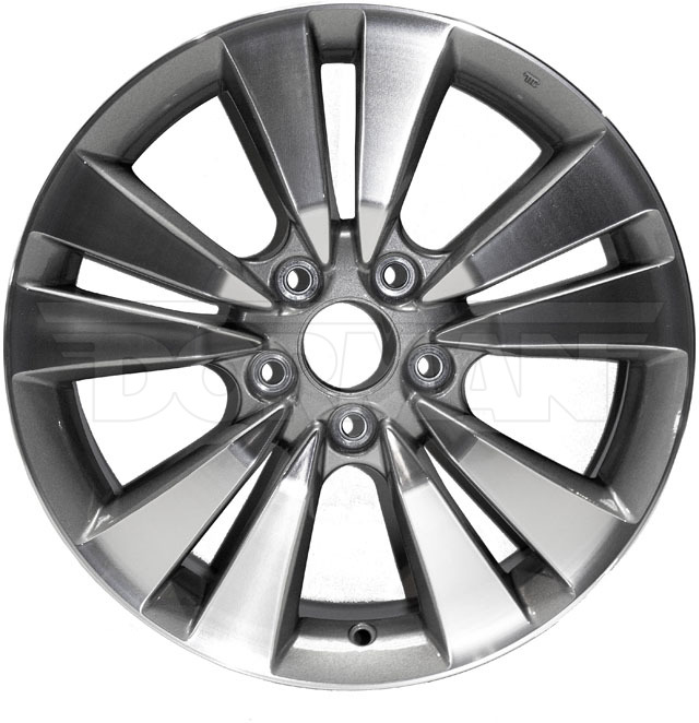 New OE Style Aluminum 17x7.5 Wheel Fits 2008-2009 Honda Accord