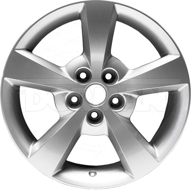 New OE Style Aluminum 17x7 Wheel Fits 2008-2009 Chevy Malibu