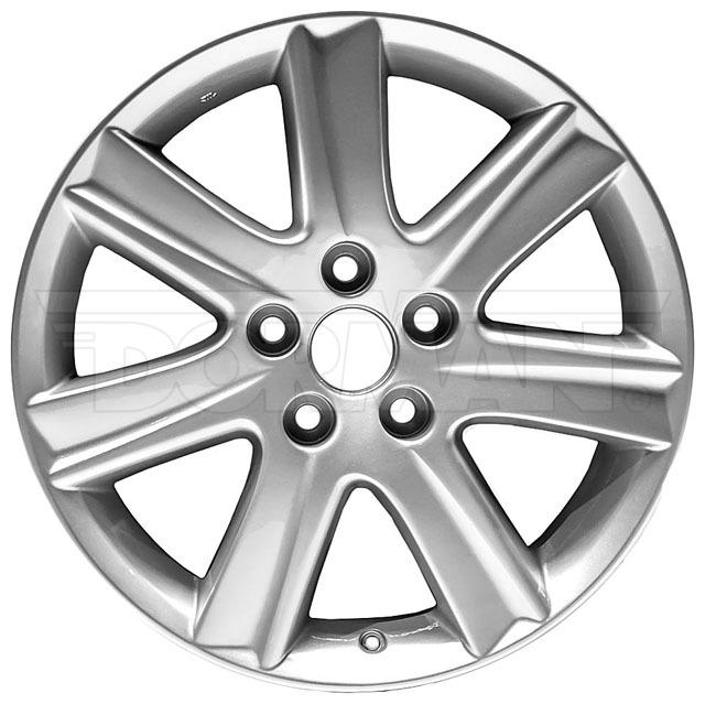 New OE Style Aluminum 17x7 Wheel Fits 2007-2009 Lexus ES350