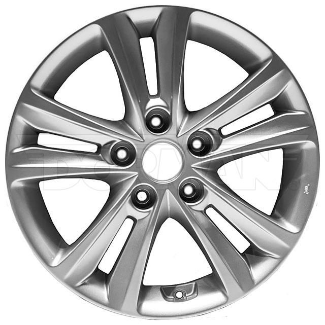 New OE Style Aluminum 16x6.5 Wheel Fits 2011-2013 Hyundai  Sonata